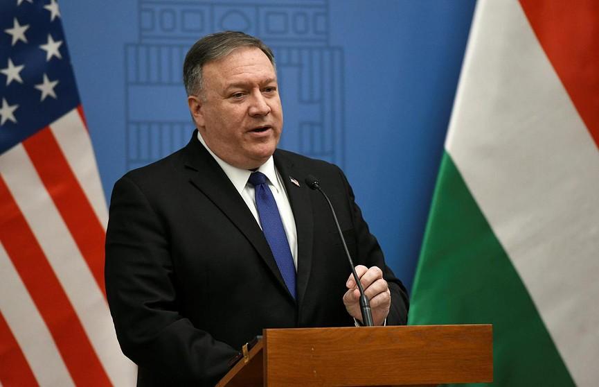 Госсекретарь США посетит Беларусь 4 января