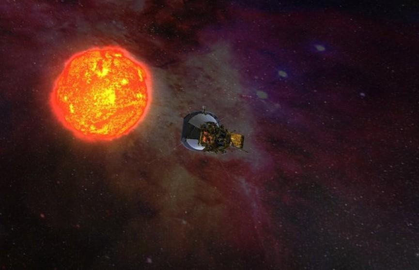 NASA опубликовало первые снимки зонда, отправленного к Солнцу