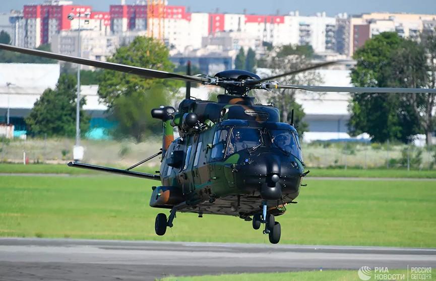 Армейский вертолет разбился в Карибском море – погибли двое военных