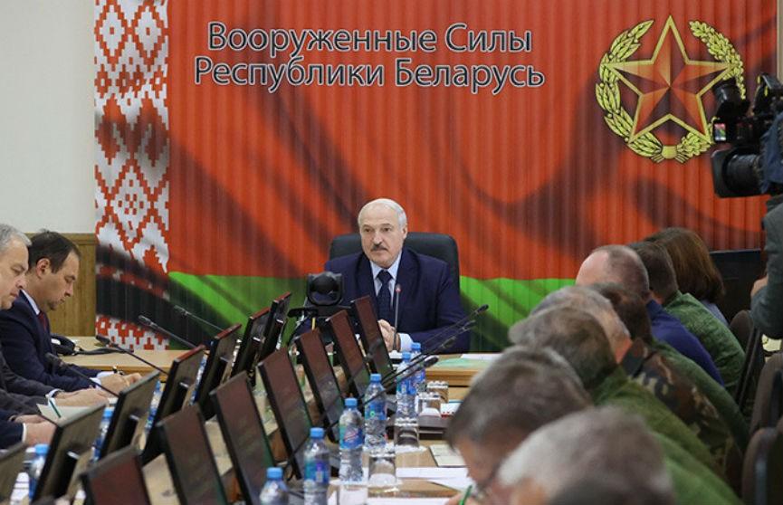 Лукашенко: у меня нет других целей, кроме как сохранить независимое и стабильное государство