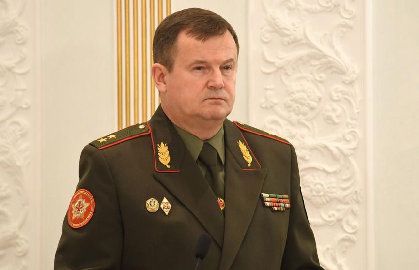 Андрей Равков назначен госсекретарем Совета безопасности