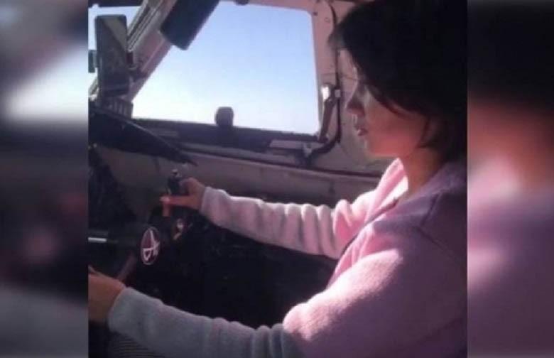 Пилот посадил за штурвал пассажирского самолёта свою девушку: возбуждено уголовное дело