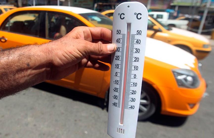 Как в аду! Кувейт попал в список самых высоких температур в мире