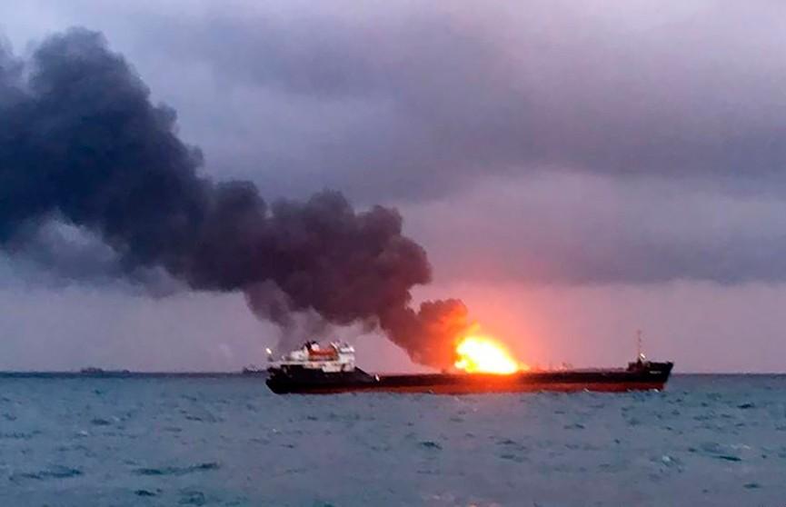 Операция в Керченском проливе переведена из разряда спасательной в поисковую