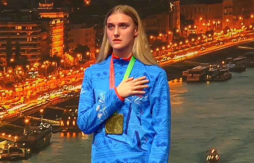 Белоруска Ольга Романюк стала чемпионкой Европы по каратэ