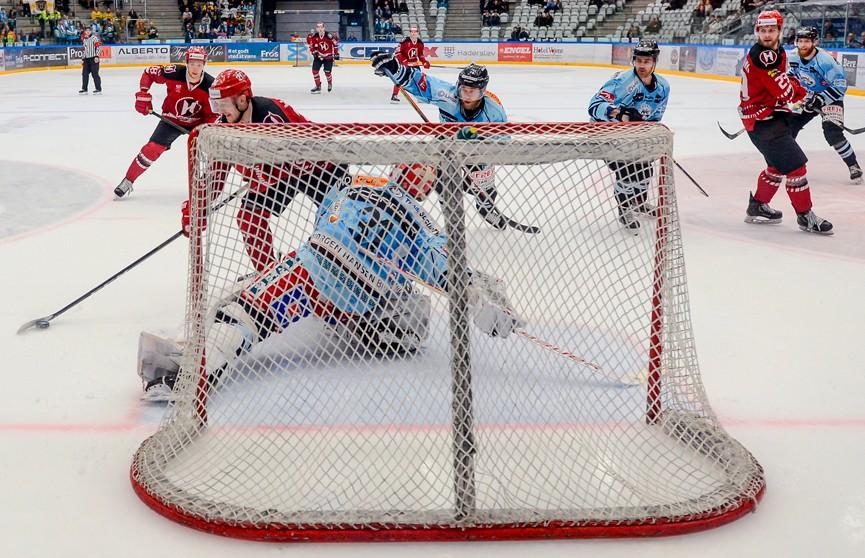 Гродненский «Неман» уступил во втором туре финальной стадии Континентального кубка