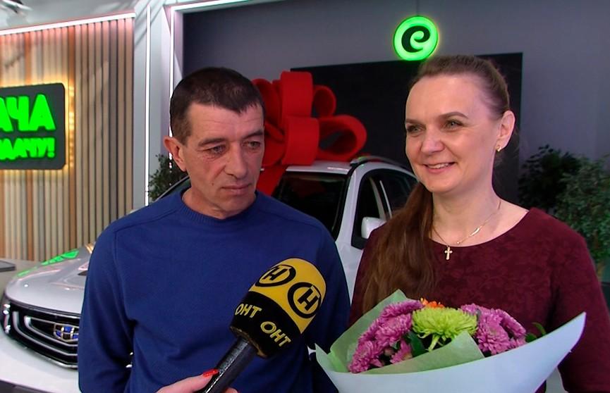«Евроопт» вручил призы победителям 117-го тура народной игры «Удача в придачу»