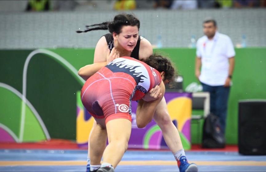 Белорусские молодые атлеты завоевали две золотые медали во второй день фестиваля в Баку