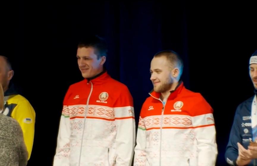 Юрий Голуб стал двукратным чемпионом мира по паралимпийским видам спорта в Канаде
