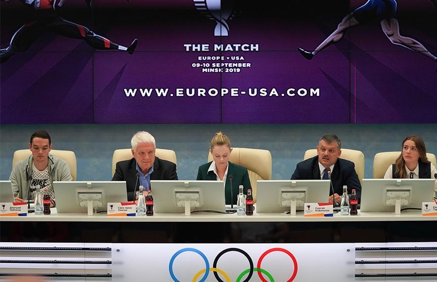 В объединённую легкоатлетическую сборную Европы вошли 10 белорусов