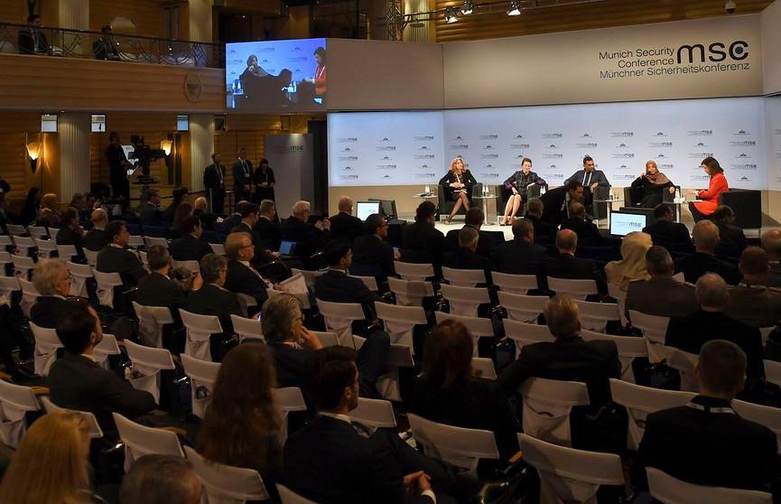 Международная конференция по безопасности начинается в Германии