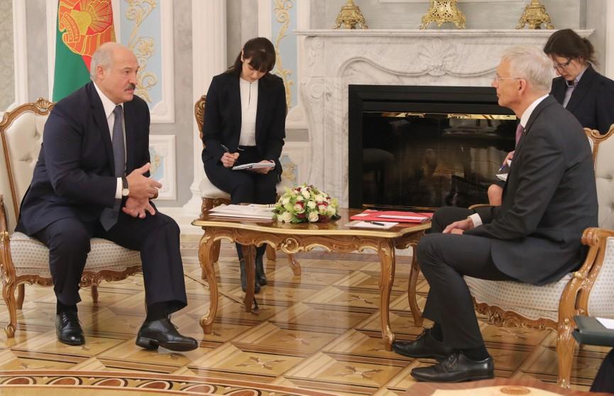 Визит премьер-министра Латвии в Беларусь: переговоры с Лукашенко, заседание в НОК, поставки нефти, ЧМ по хоккею