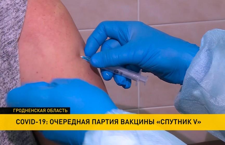 Вакцинация от COVID-19 в регионах: сельчане активно идут на прививки «Спутником-V»