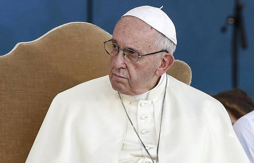 Папа Римский назначил нового посла Ватикана в Беларуси