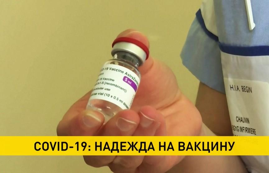 В Грузии после прививки вакциной AstraZeneca скончалась медсестра