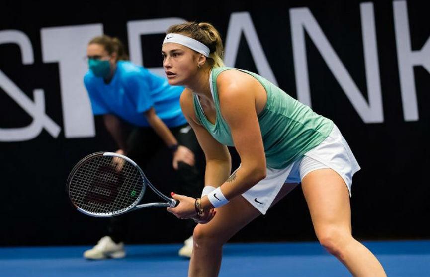Арина Соболенко стала победительницей турнира в Линце