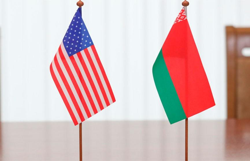 Министр иностранных дел Беларуси провел телефонные переговоры с заместителем госсекретаря США