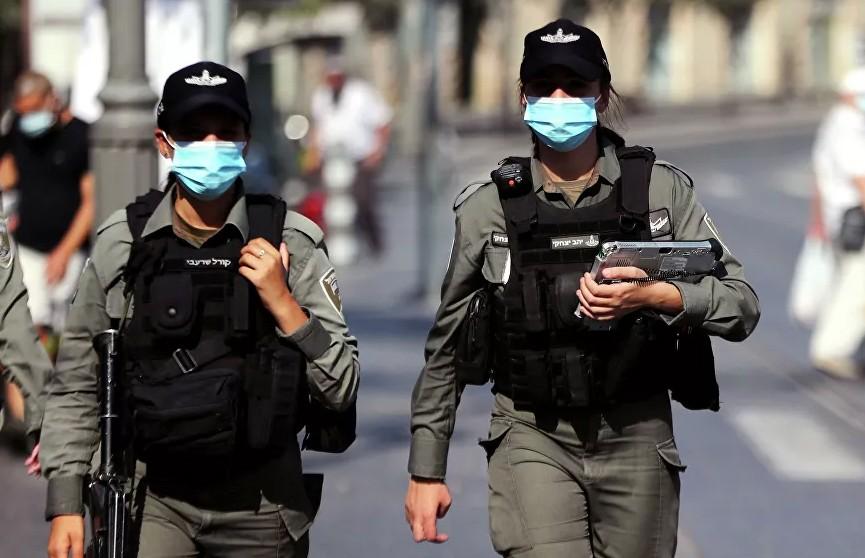Палестинец открыл огонь по полицейским в Иерусалиме