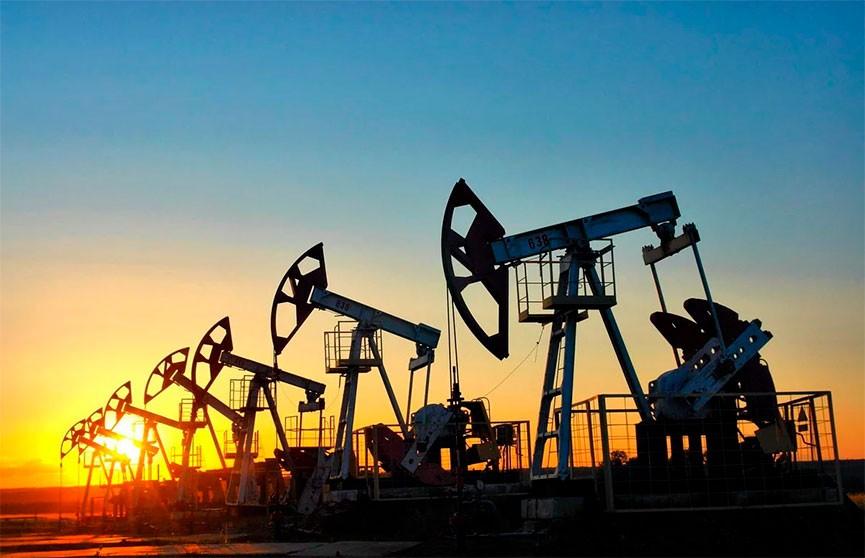 Цена на нефть марки Brent подскочила до $33 за баррель