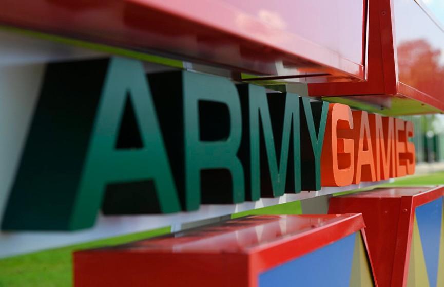 Армейские международные игры: лидирует белорусская сборная