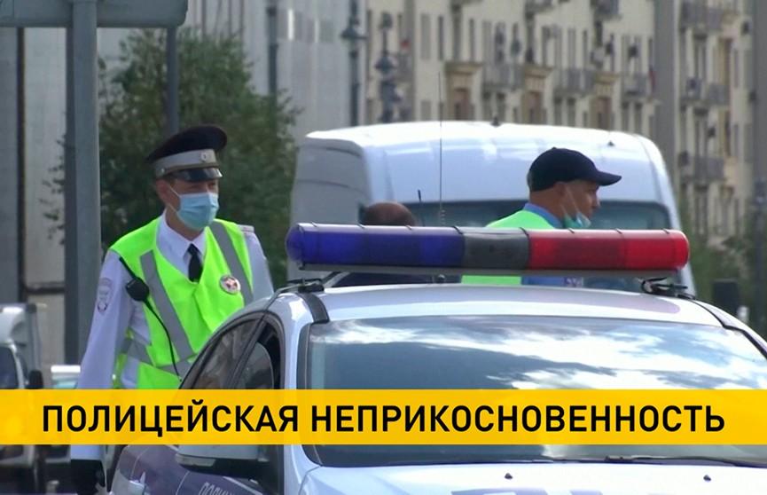 Чем чревато нарушение полицейской неприкосновенности? Мировой опыт