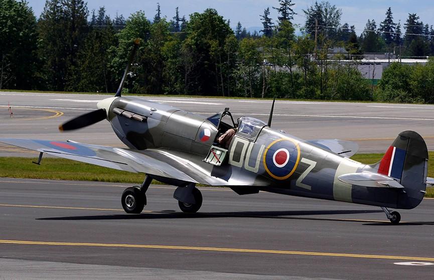 В Польше разбился самолёт времён Второй мировой войны
