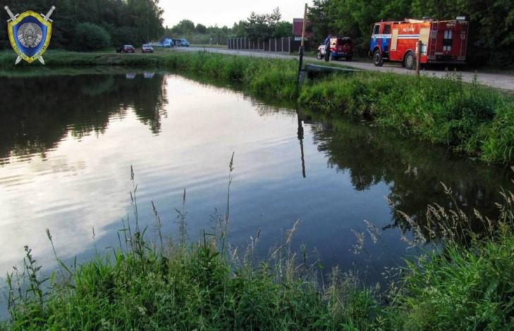 9-летняя девочка утонула в Воложинском районе