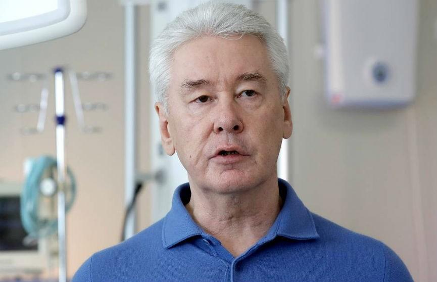Собянин рассказал, когда в Москве планируется массовая вакцинация от коронавируса