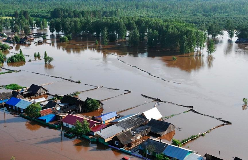 Мощнейший паводок в Иркутской области. Главное (ФОТО и ВИДЕО)