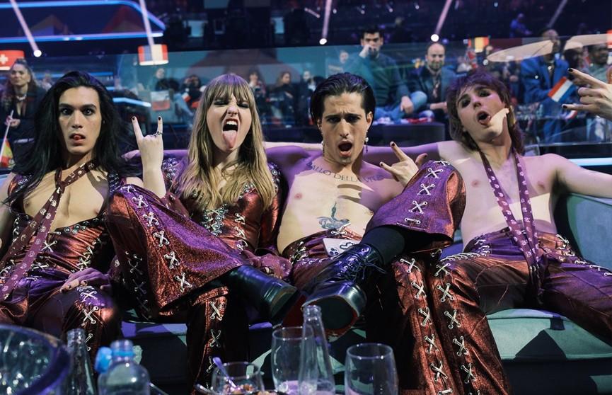 Стал известен результат теста на наркотики солиста выигравшей «Евровидение» группы Maneskin