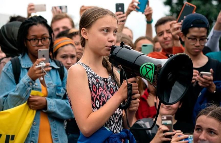 Экоактивистка Грета Тунберг названа человеком года по версии Time