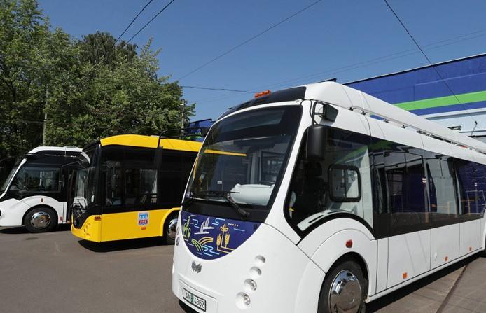 110 электробусов планируют закупить для крупных городов Минской области