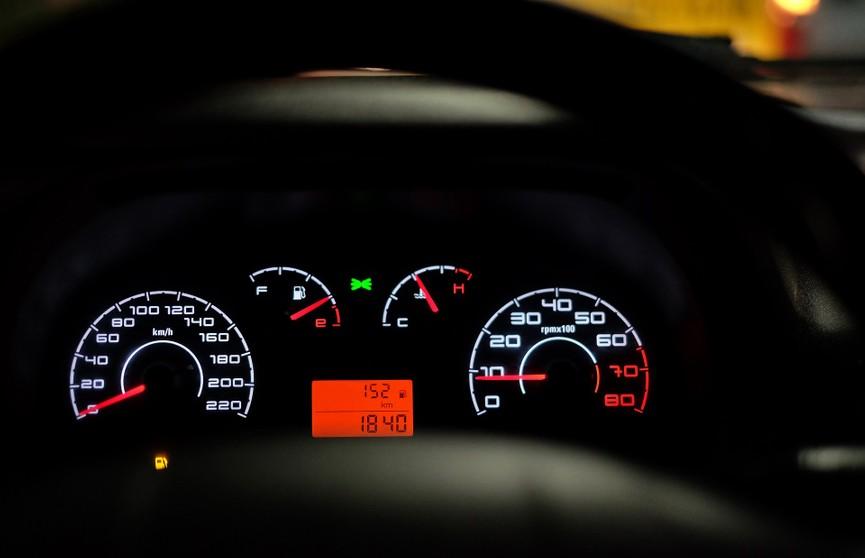 В Минске мобильные датчики контроля скорости установлены на 13 участках