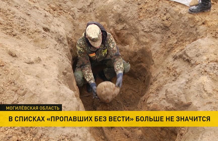 Нашлась племянница офицера Семёна Грищенко, который погиб в 1941 году, обороняя Могилёв