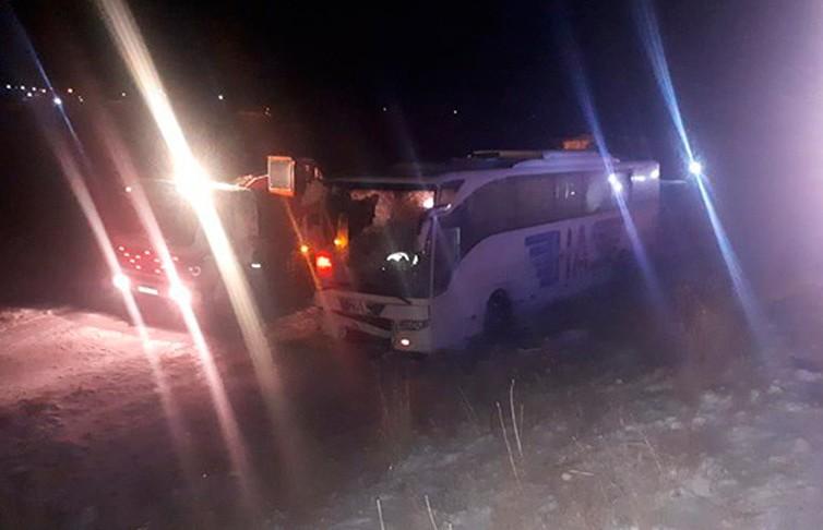 ДТП с автобусом в Турции: 5 человек погибли, 38 пострадали