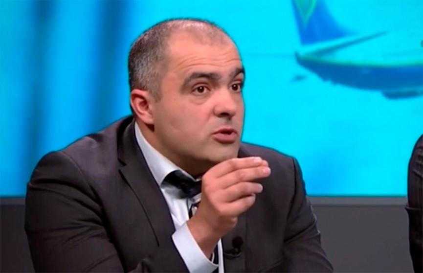 Гайдукевич о реакции Запада на инцидент с самолетом Ryanair: Я убежден, что это повод для того, чтобы усилить эскалацию и заговорить о санкциях