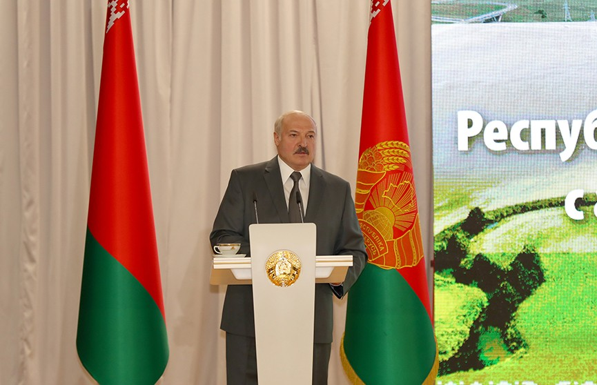 Александр Лукашенко совершил рабочую поездку в Солигорский район