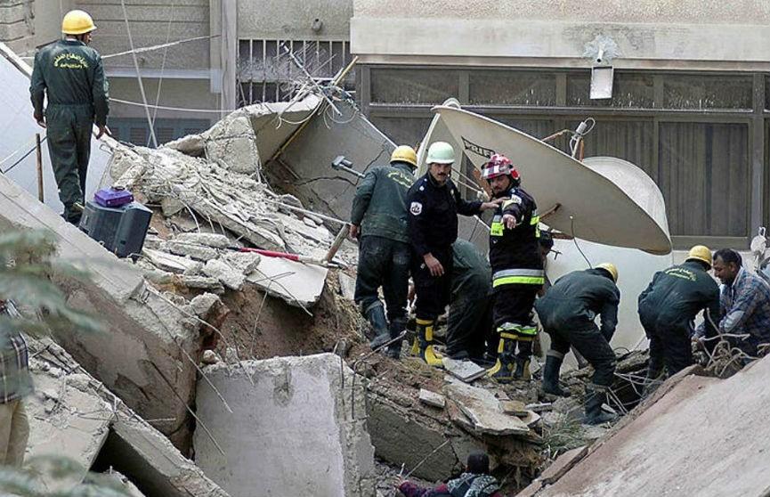 Обрушение здания в Египте: погибли шесть человек