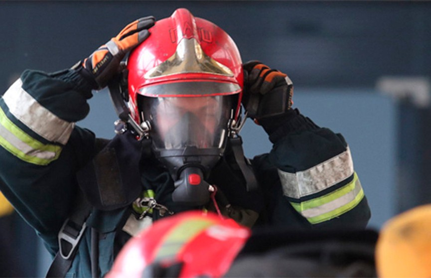 МЧС: баня горела в Лиозненском районе