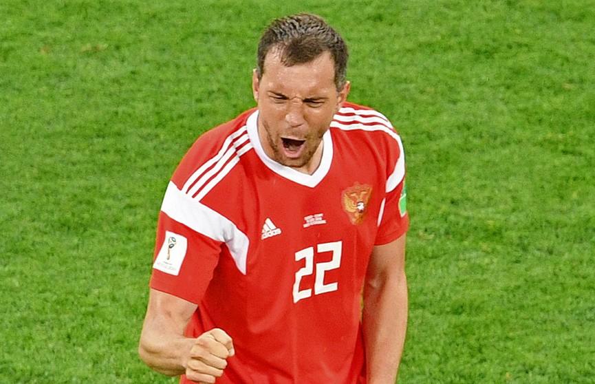 Артём Дзюба – футболист года в России