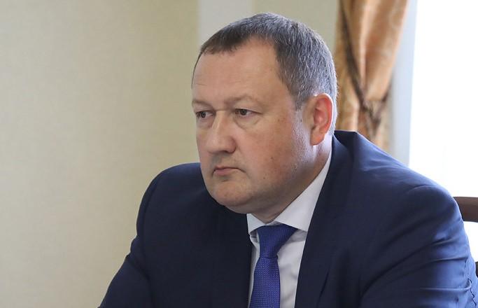 Стрелецкого освободили от должности заместителя управляющего делами Президента