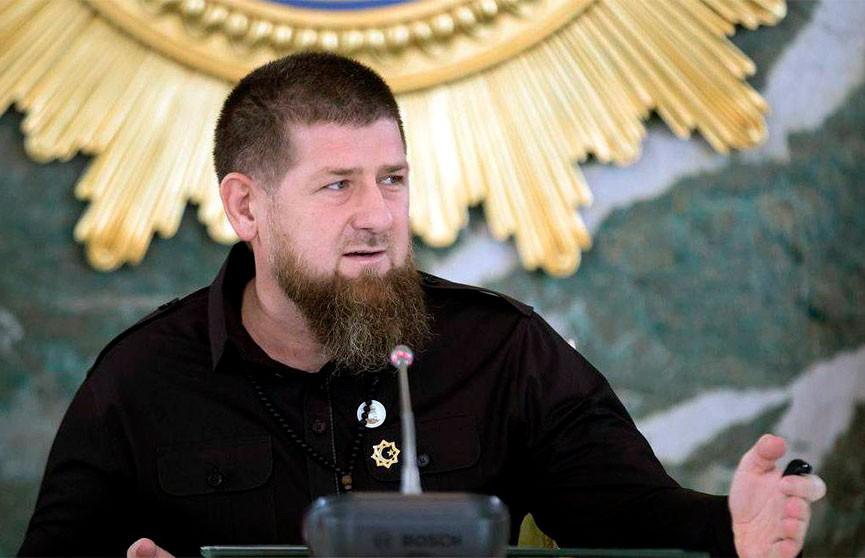 Кадыров рассказал о результатах своего теста на антитела