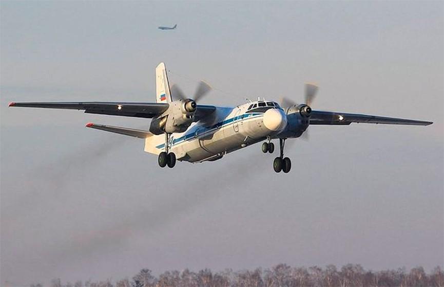 В Хабаровском крае обнаружили обломки пропавшего с радаров Ан-26