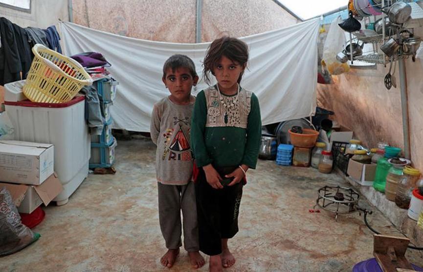 Более 400 млн детей живут в условиях вооруженных конфликтов