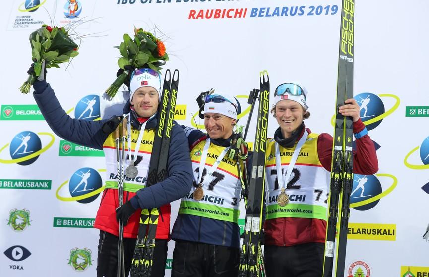Чемпионат Европы по биатлону в Раубичах собрал рекордное количество участников