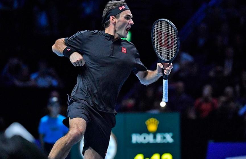 Федерер обыграл Джоковича в четвертьфинале Итогового турнира ATP