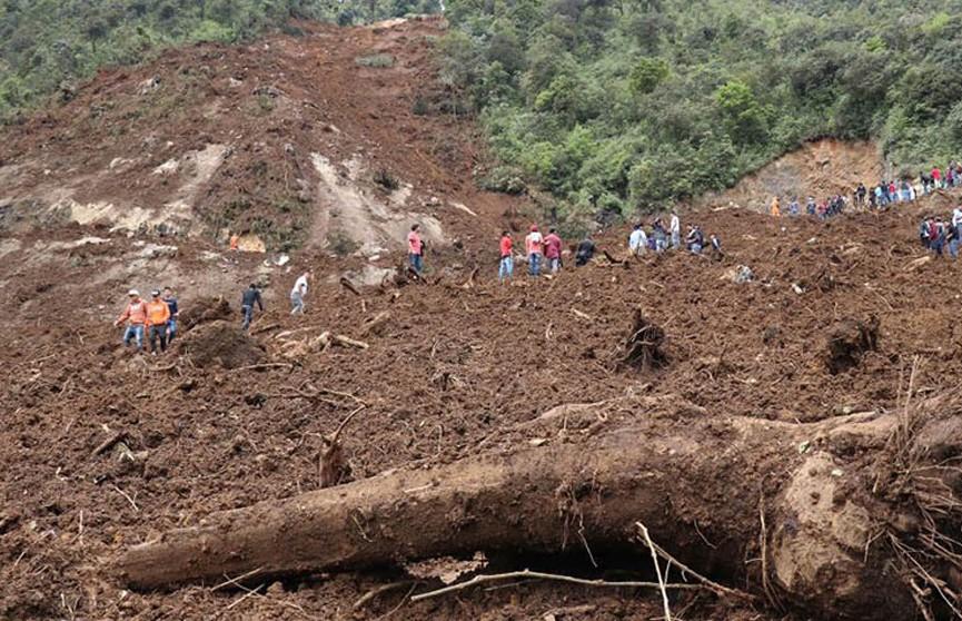 Четыре человека стали жертвами оползня в Гватемале
