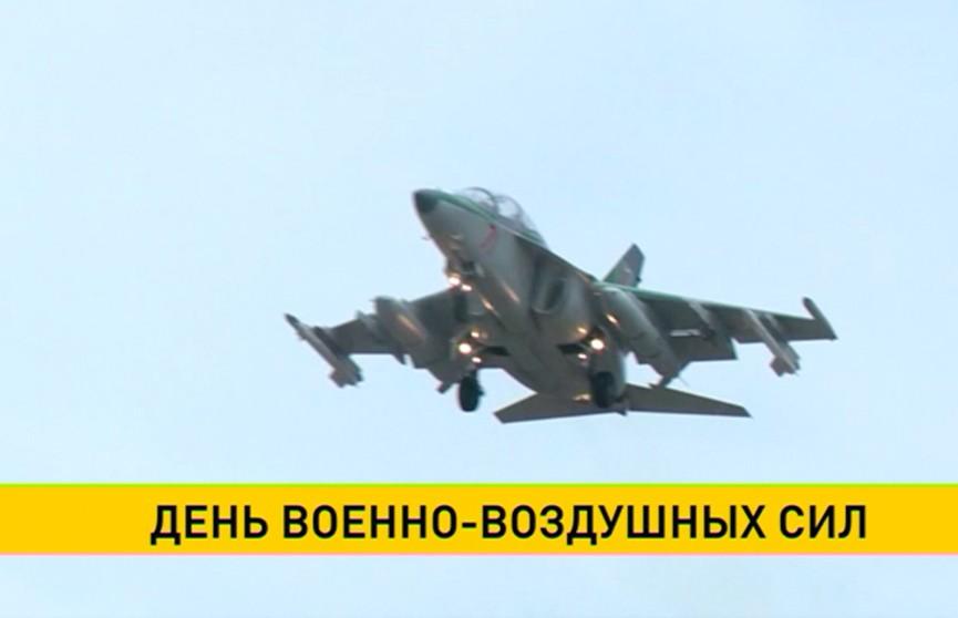 День Военно-воздушных сил отмечают в Беларуси