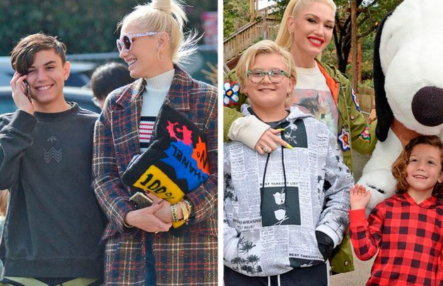 Они похожи? Посмотрите на детей знаменитостей с уникальной внешностью