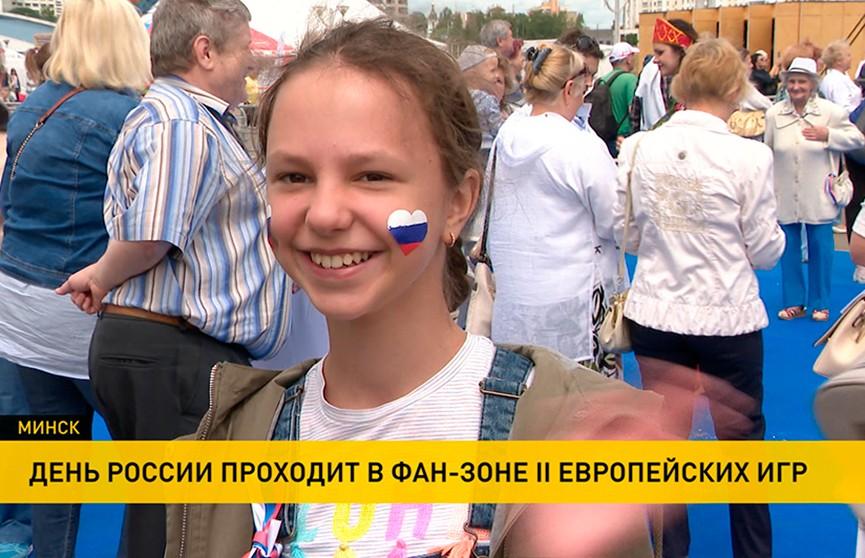 Девятый день II Европейских игр: соревнования, День культуры России и выступление Тимати